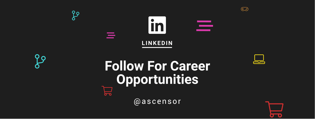 Follow on LinkedIn for Career Opportunities