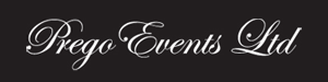 Prego Events Company Logo