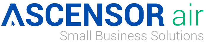 Ascensor Air Small Business Solutions Logo