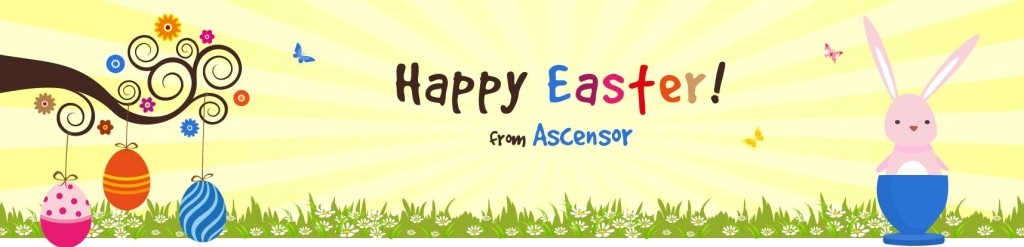 Easter promotional banner example