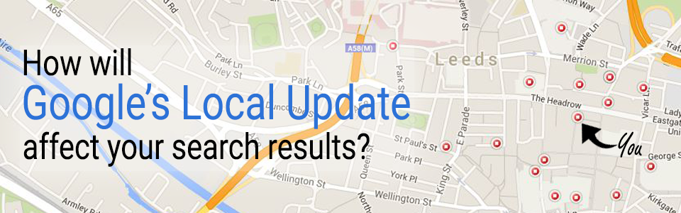 Google Local Update +You