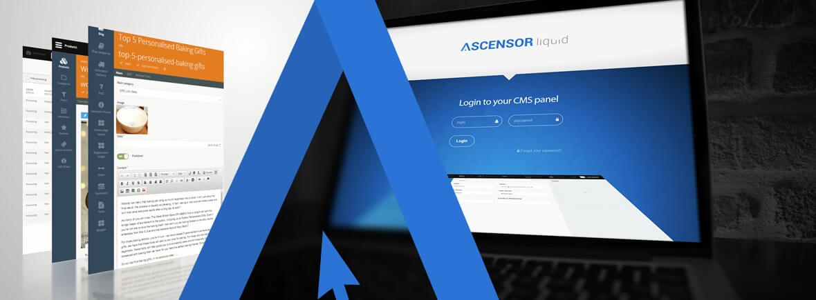 Ascensor Liquid™ Responsive Content Management System