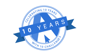 Celebrating 10 Years of Digital Excellence in 2017