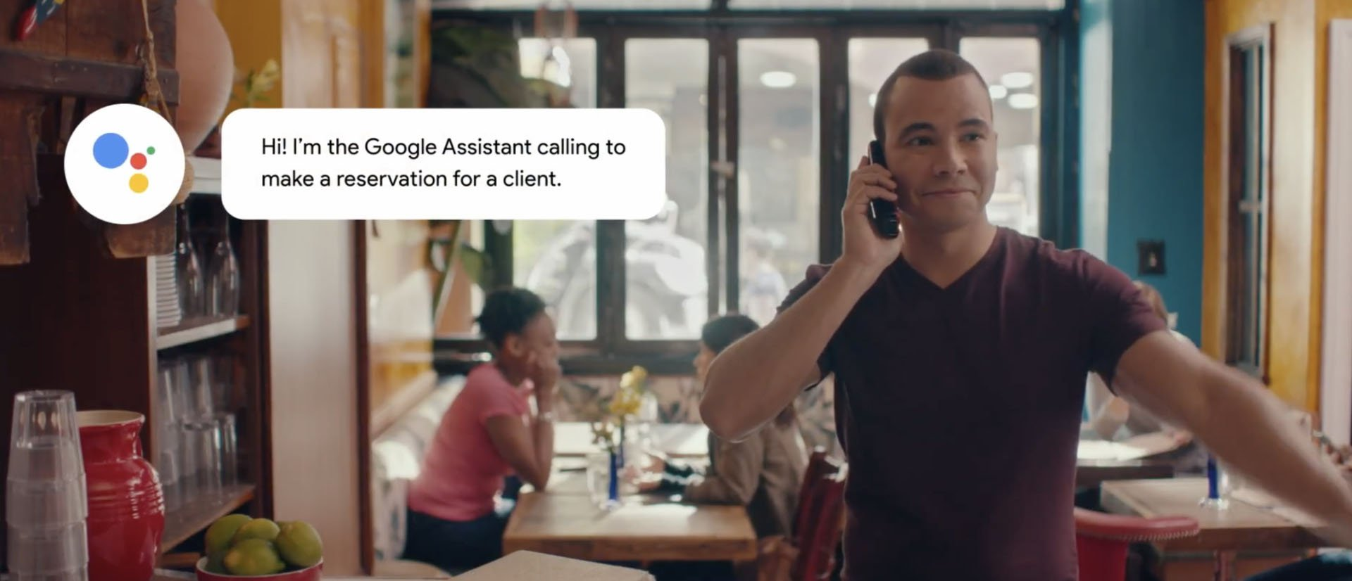 Google Duplex to Get its First Public Trial