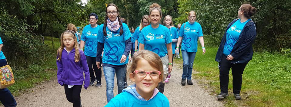 #MemoryWalk – Walking for Alzheimer's